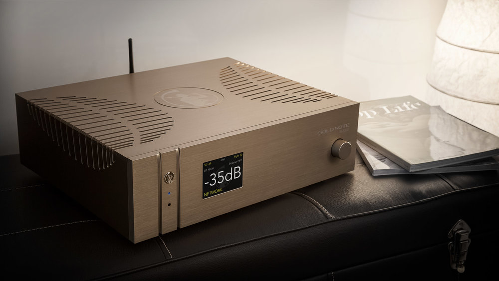 IS-1000 - THE SUPER INTEGRATED AMP