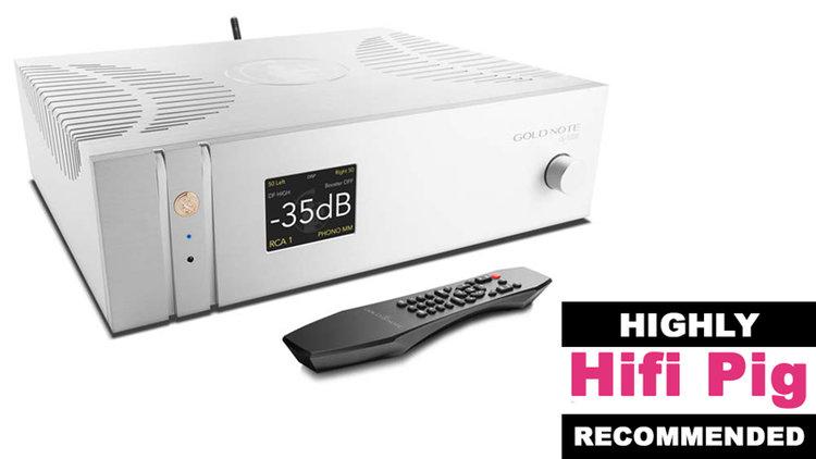 IS-1000 | HiFi Pig