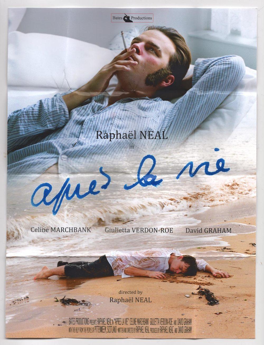 Après la vie / Movie poster