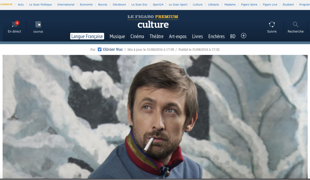 Le Figaro / The Divine Comedy