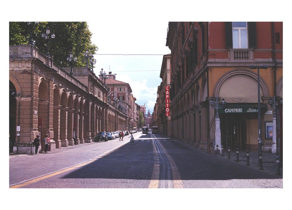 Via dell'Indipendenza, Bologna,2015