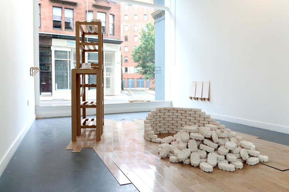 installation image  All I Want Is To Take a Bath,Margré Steensma