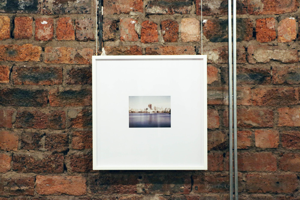 NYC , The Glad Cafe, Glasgow, 5 March - 1 April 2015  untitled, 2015 c-type print framed 53 x 53 cm