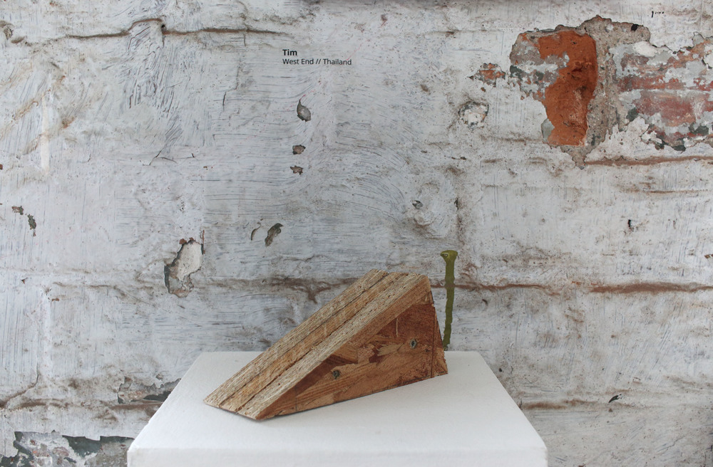 installation image  Glasgow Anew: Untold Stories and Transnational Perspectives SIGOHA & The Pipe Factory