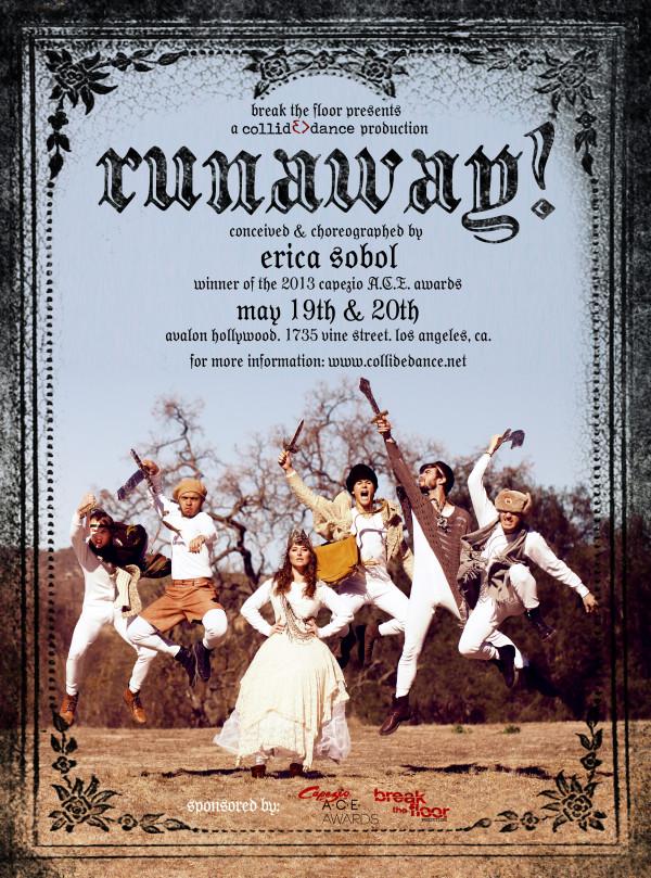 collidEdance runaway cover