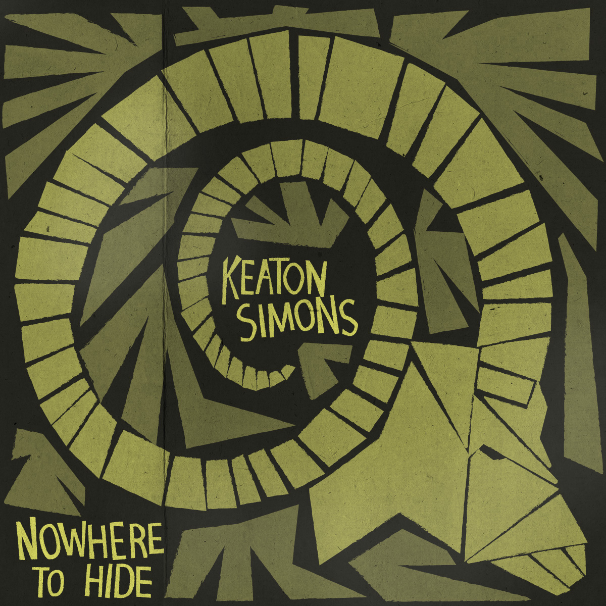 Keaton Simons Nowhere To Hide ART