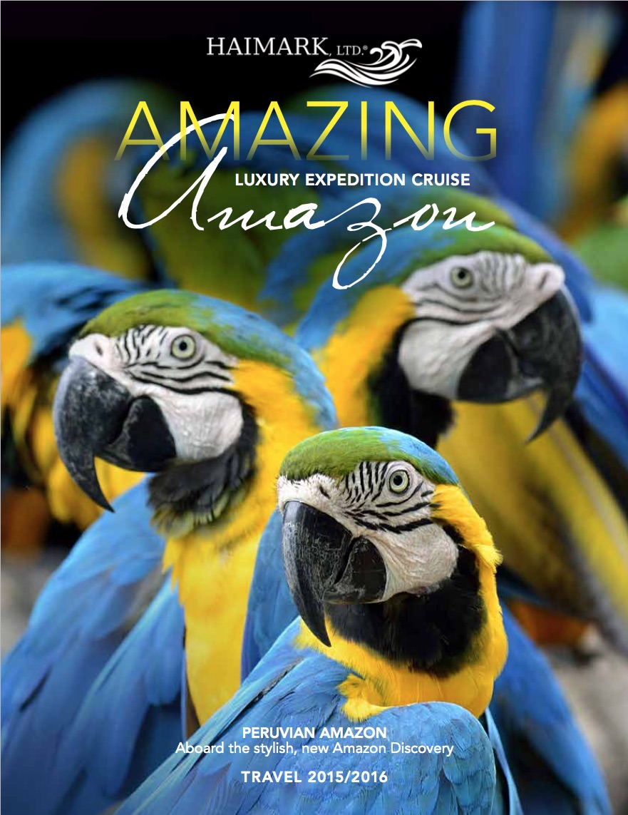 Catalog: Amazon River Cruise