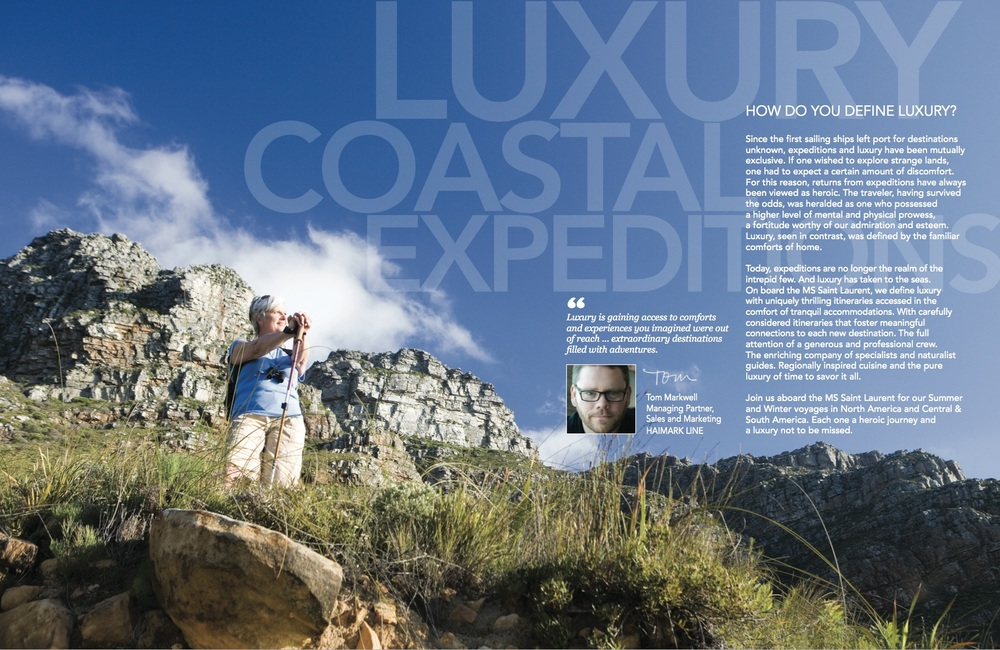 Catalog: Coastal Cruises