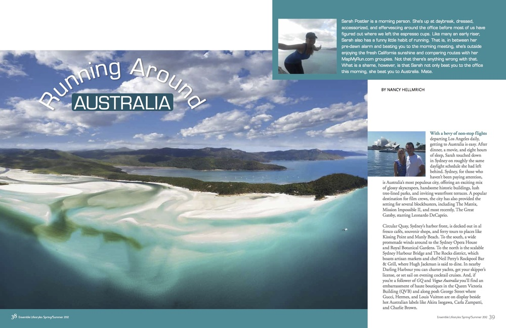 Article: Australia Land Tour