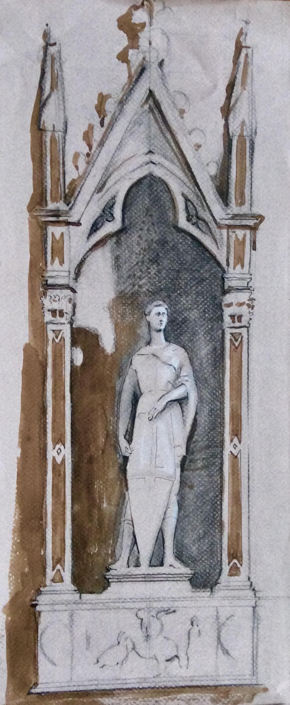 Donatello'sSt.George-2014-6x18-chalk&ink-380.jpeg