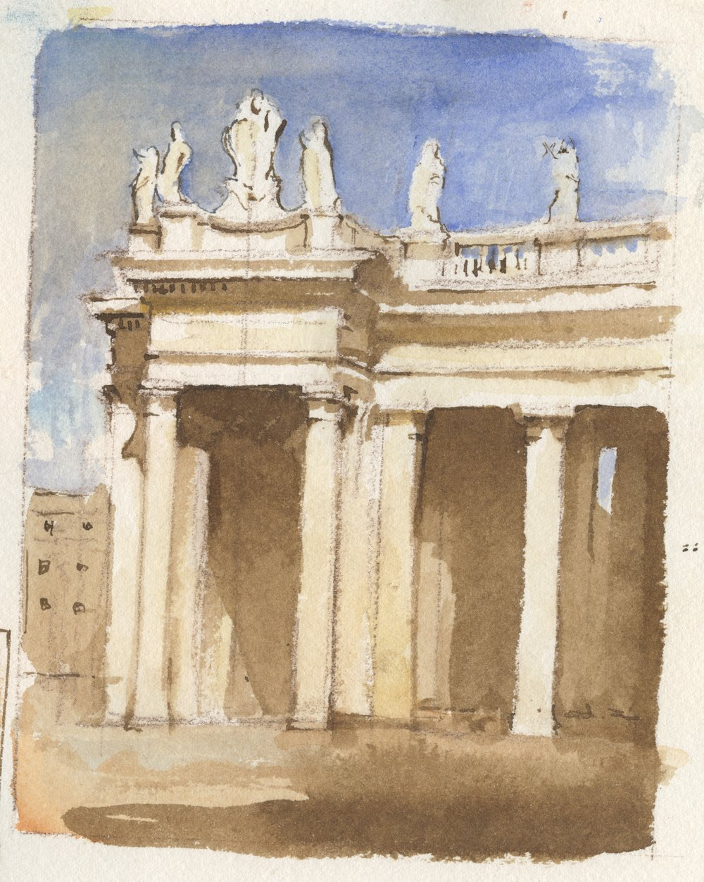Bernini, Piazza San Pietro, Afternoon.jpeg