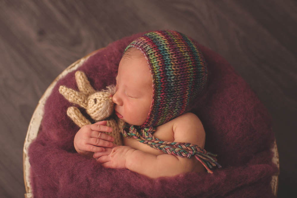 Newborn Portrait Sessions | Duluth Family Photography | Mad Chicken Studio