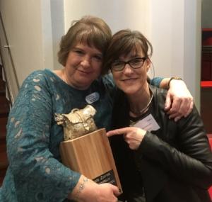 Award Zaanse Zakenvrouw van het Jaar