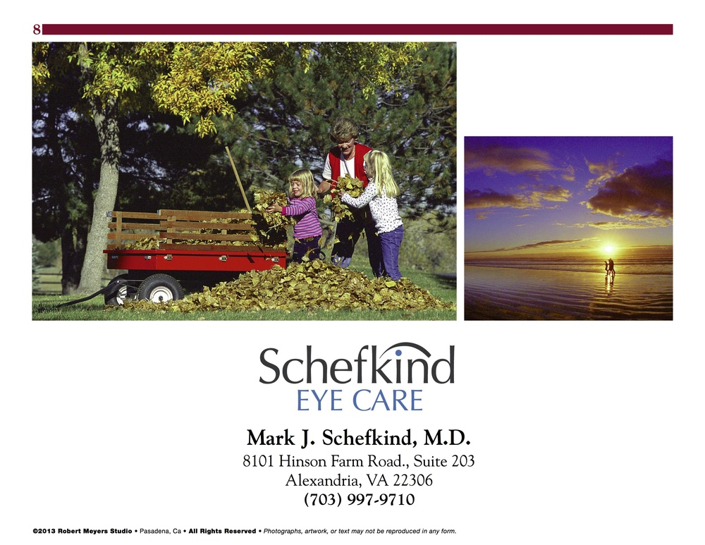 Slideshow Schefkind Eye Care