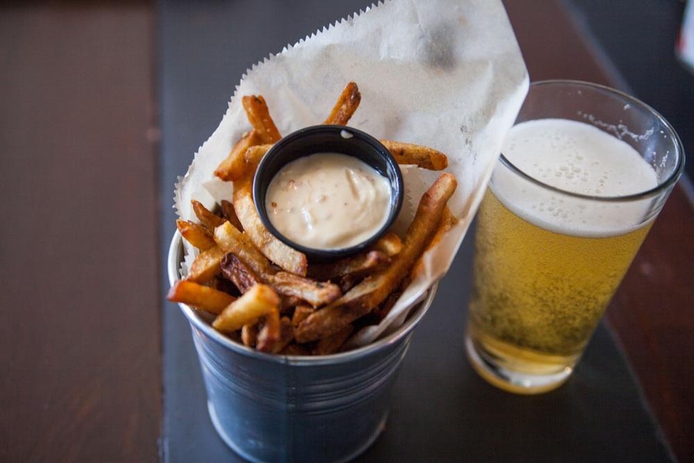 HOE fries