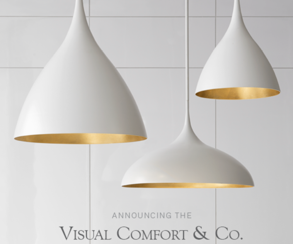 White Lighting Fixtures - Modern and traditional interpretations can be seen created by more and more manufacturers.