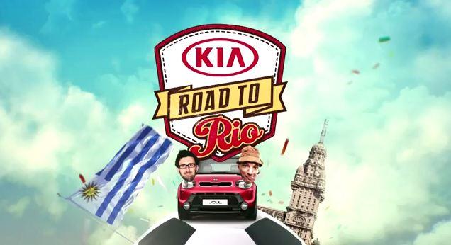 Kia's Road to Rio, Ep. 2 & 4 - ITN