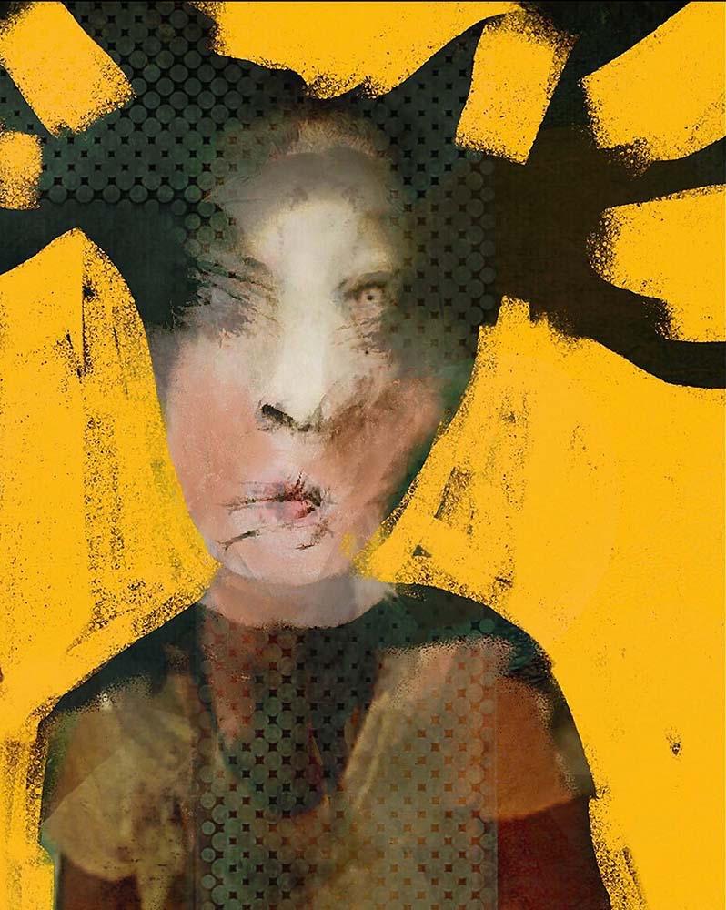 Yellow Girl II