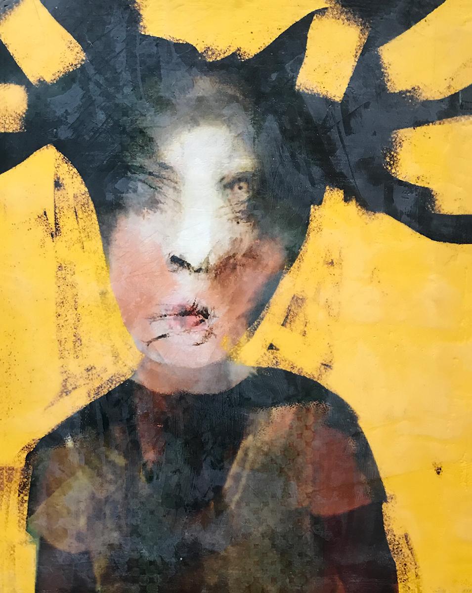 YELLOW GIRL (2015)
