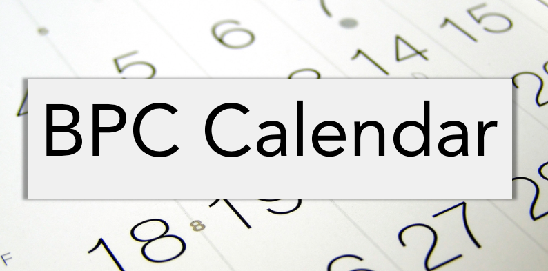 For the church event calendar, click the image.