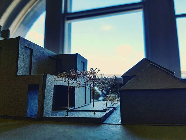 Tiny houses and big projects! Day 2 of our most recent shoot!  #architects #Dublin #filming #videoproduction #video #eighthdoor #Media #production #productioncompany