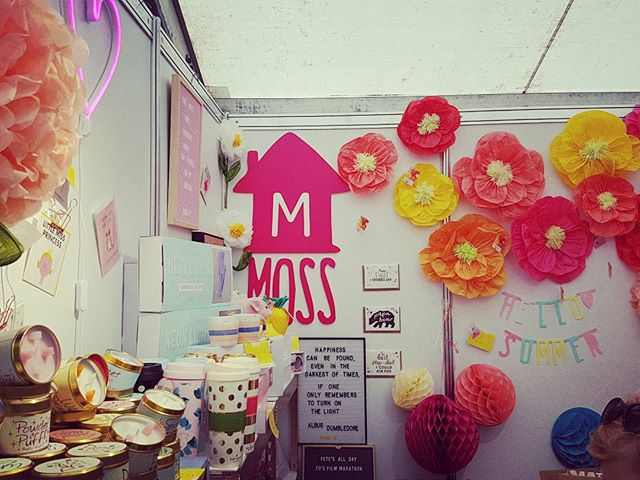 Today at @bloomfestival with @mosscottage  #thesunisout #phoenixpark #bloomfestival #mosscottage #funinthesun