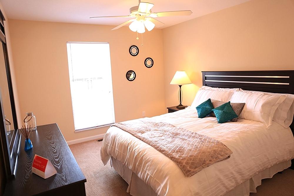 Abbingdon Master Bedroom