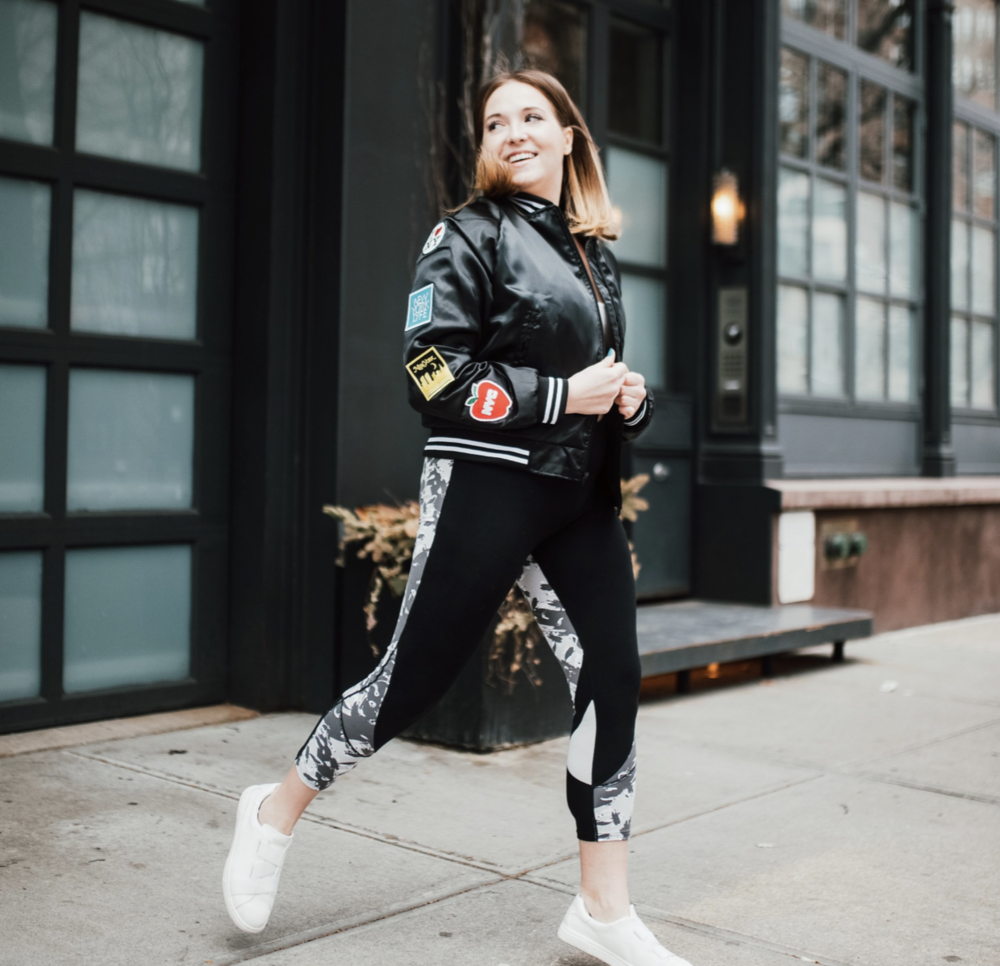 "MY FAVORITE WORKOUT CLOTHES     -      You Must Love Life / Rachel Joyce    ""What I really love about the WILL LANE pieces is they can totally be worn outside of the gym. And I love their monochromatic color palette, which helps with easy mixing and matching""  READ MORE"