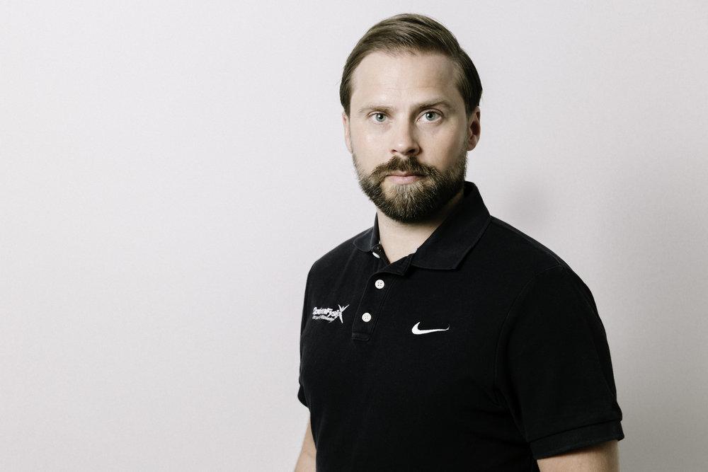 Johan Björnfot - Leg. Kiropraktor