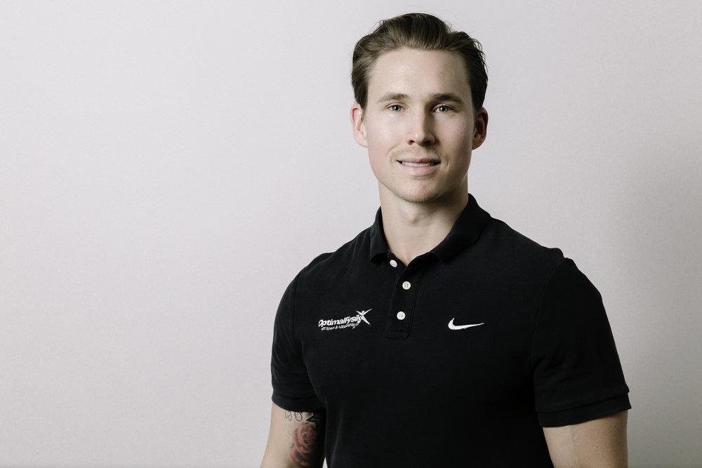 Gustav Pettersson Personlig Tränare och Livsstilscoach