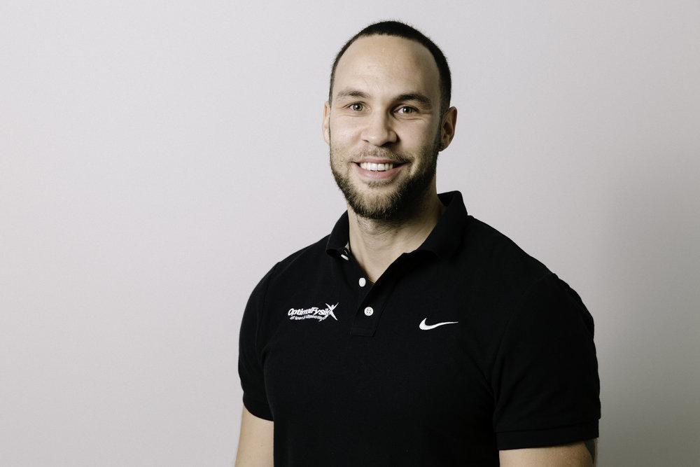 Samuel Desport - Personlig Tränare