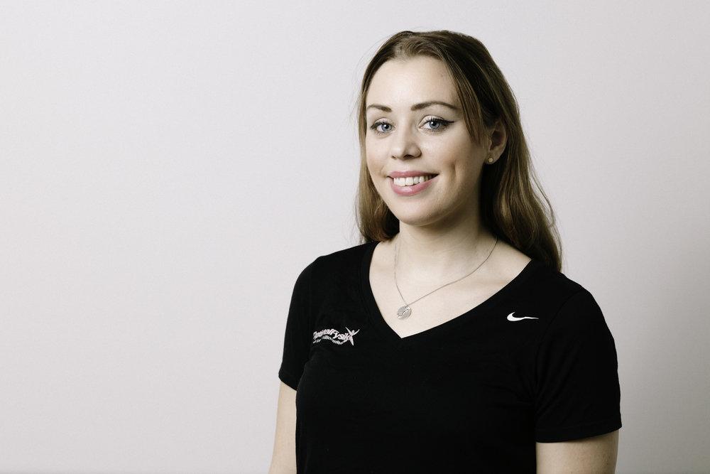 Elin Holmström - Massageterapeut