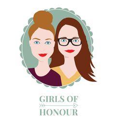Encharm'd Weddings featured on Girls of Honour