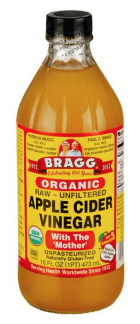 Tone with a combination of Apple Cider Vinegar and Water.   ( 2 parts water. 1 part apple cider vinegar. Restores skin to the proper pH.)