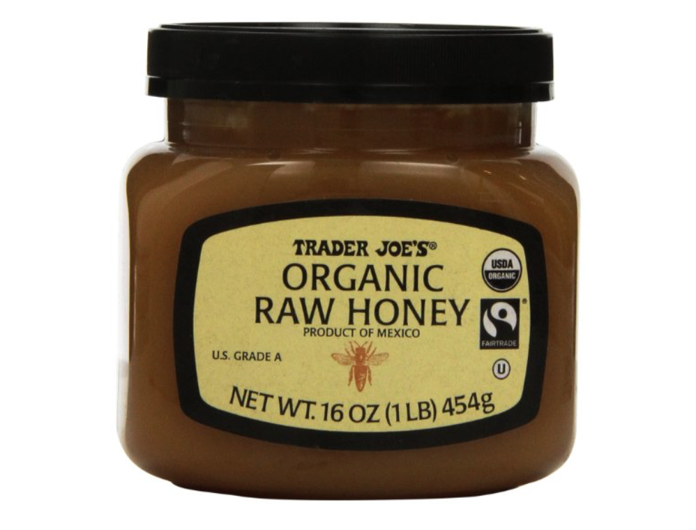 Raw, Organic Honey Mask   20 minutes, then use to exfoliate.   (Honey is great at balancing, and it also helps unclog pores.)       If you have questions about your own skin care, or if you are interested in Beautycounter, please email me: hannah@hannahfarmercreative.com