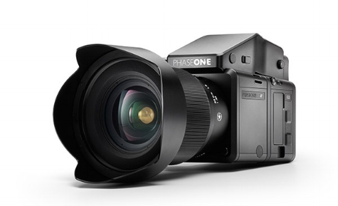 Phase One XF camera, digital back and 35mm lens