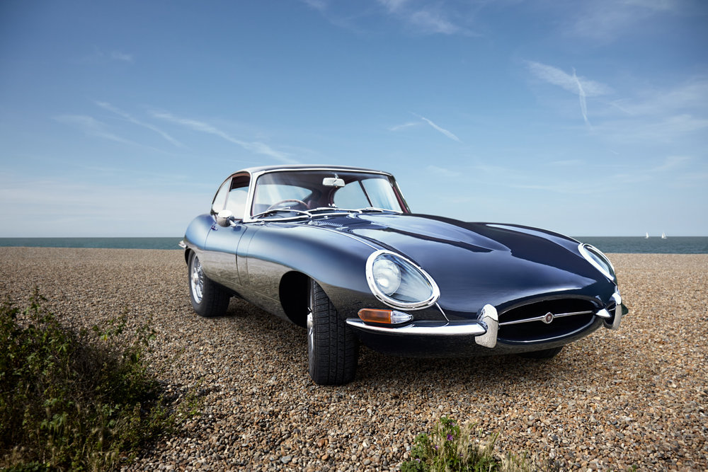 1965 Jaguar E-type 4.2 auto coupé