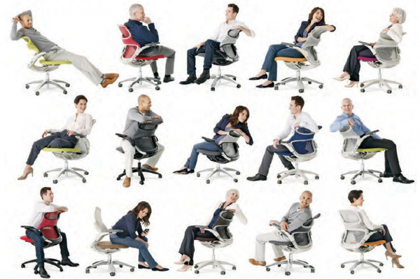Creative Session won a Knoll Generation chair