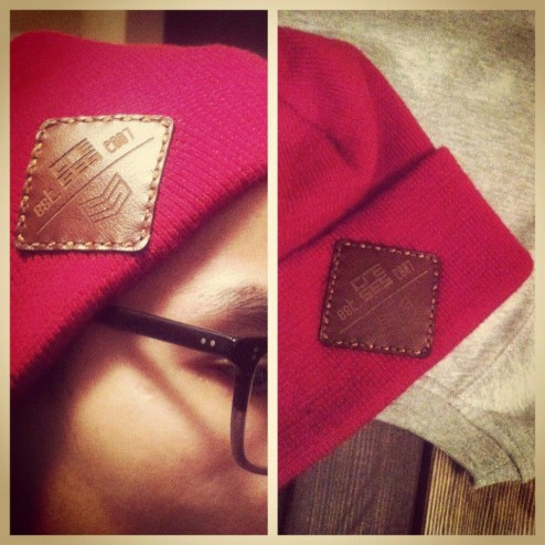 Creative Session - Worker Beanie