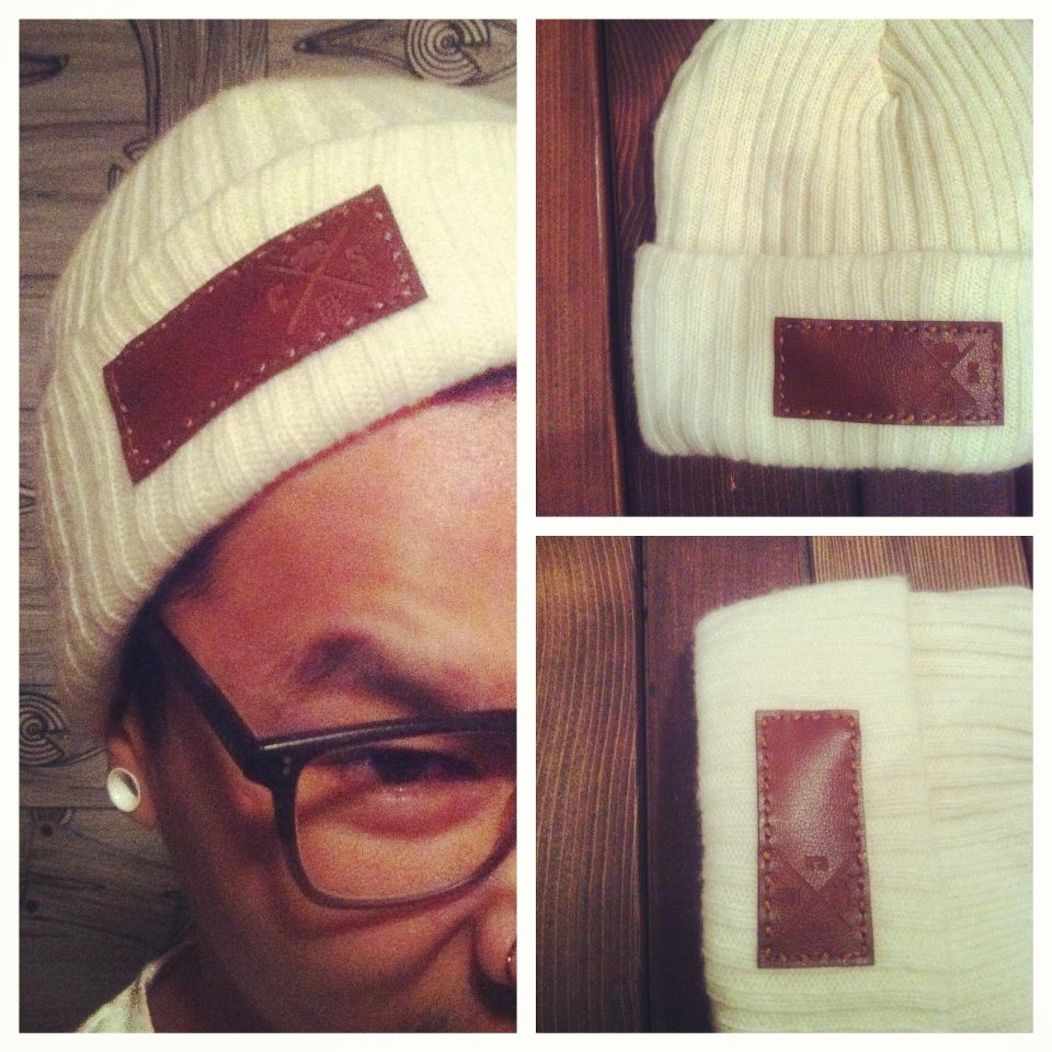 Creative Session Mayonaise Beanie