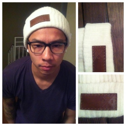 Creative Session Mayo Colored Beanie