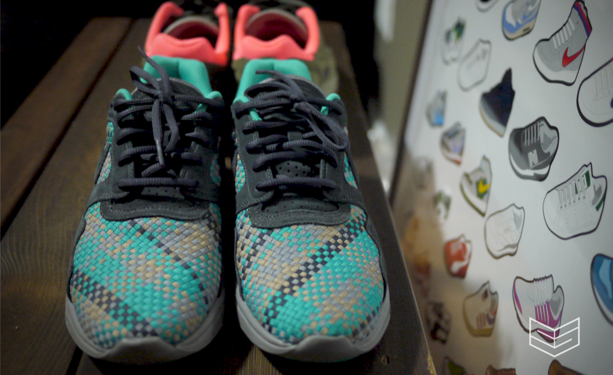 Nike lunar flow woven creativesession