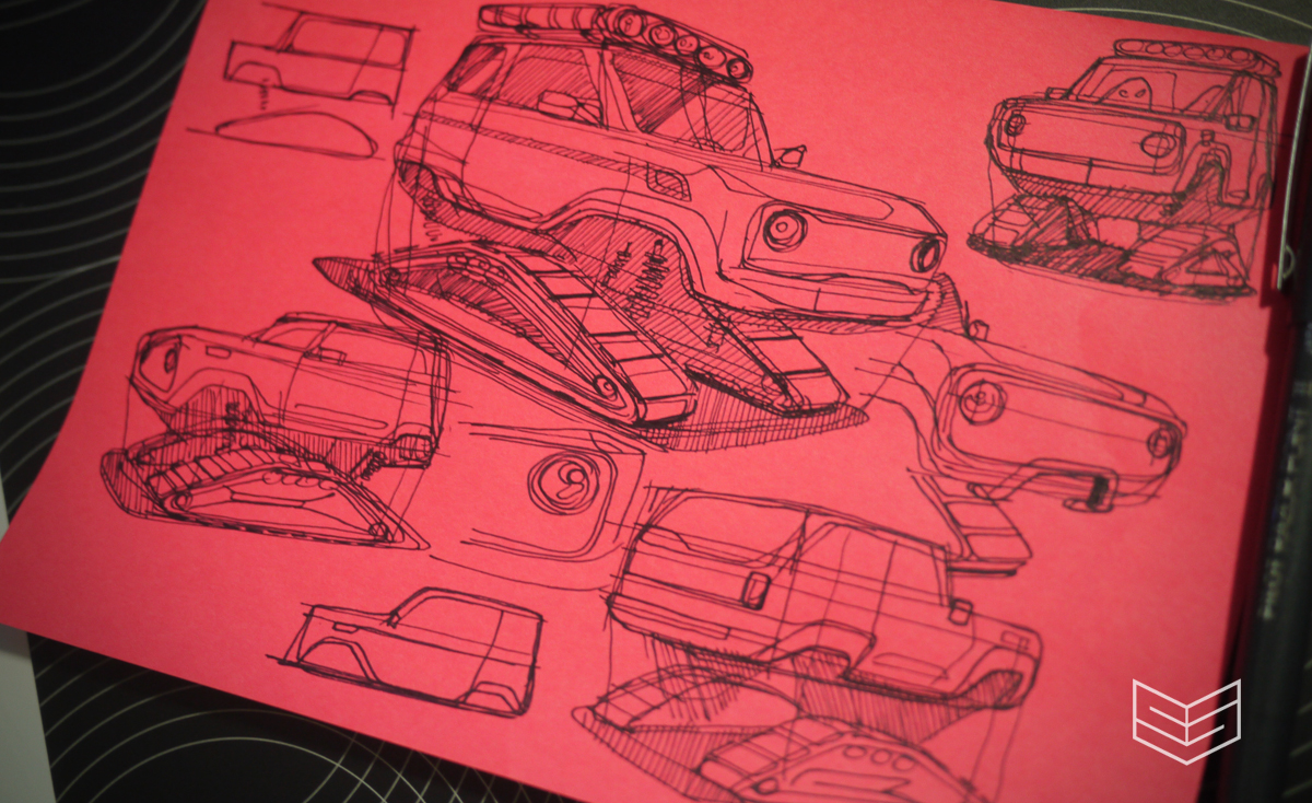 icon bronco car design creativesession