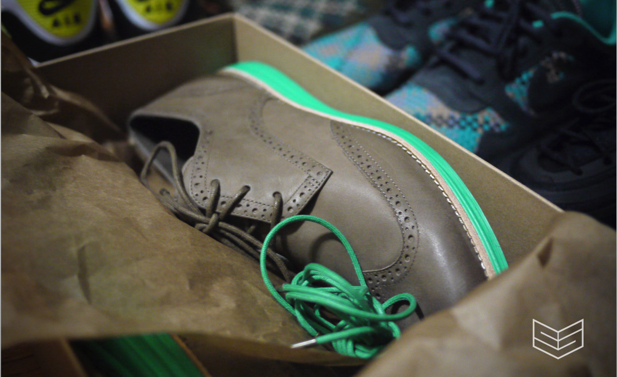 lunar grand wing tip creativesession nike colehaan
