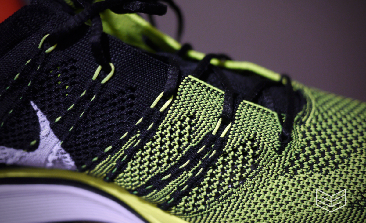 nike flyknit creativesession design