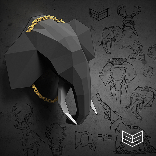 hedlyte creativesession design elephant