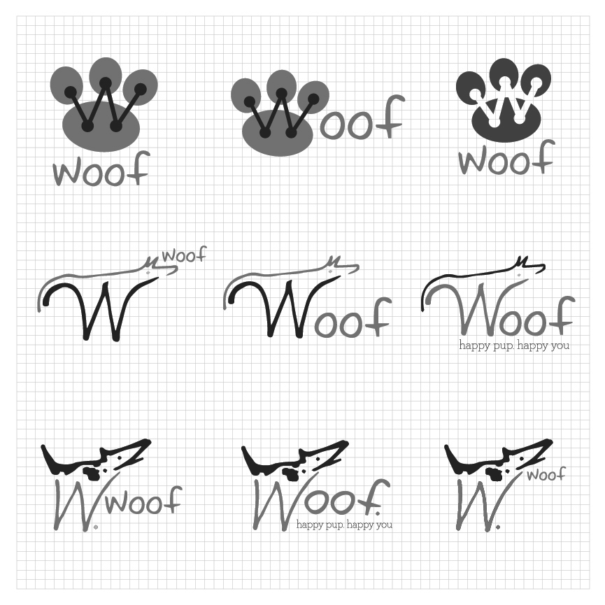 logo, woof, brand, creativesession, creative, session