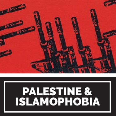 Writings on Palestine and Islamaphobia