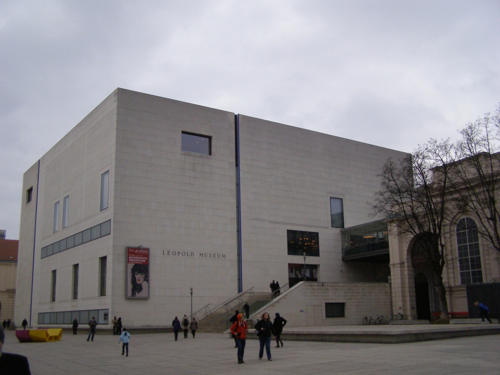 Leopold Museum, Museum Quartier