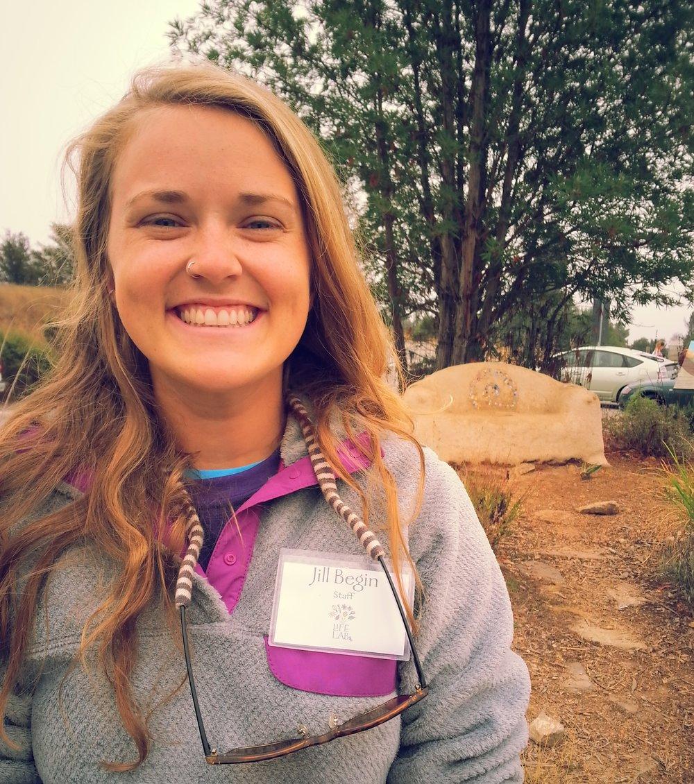 Jilll Begin- Trainer & Lead Practitioner